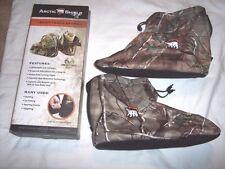 Arctic Sheild Boot Insulators Mens 10-11 Womens 12-13 Realtree AP Camo Boots Lg