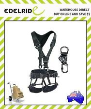 Edelrid CORE Sit Harness + CORE Top + Chest Ascender (FULL BODY HARNESS)