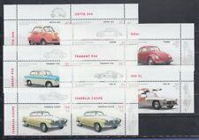 2002, Oldtimer-Automobile Isetta, Trabant, VW-Käfer ect. Paar-Satz kpl. **