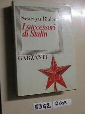 Bialer I SUCCESSORI DI STALIN (53 G 2)