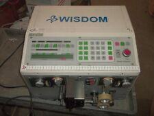 WISDOM SWE BX-C1A WIRE STRIPPING CUTTING MACHINE (15)