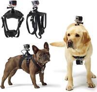 Harnais chien pour go pro-collier-laisse-harnais chien-harnais-chien-go pro