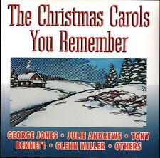 The Christmas Carols You Remember - V/A (CD 1993)