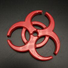 3D Resident Evil Zombie Outbreak Response Team Logo Car Alloy Emblem Badge