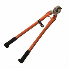 iit, 24'' Cable Cutter, Cuts Wire Up To 6,0 Gauge (15mm), Super Strong Heated-Tr