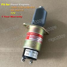 1504-12A7U1B1S1 12V Solenoid Valve SA-3527-T 12V for Diesel Engines 1500 Series