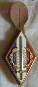 IN18185 - Ispezione Generale Esercito Da Terra, Rombi Tricolore, Zaino Granuloso