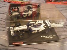 Carrera Evolution Williams F1 BMW FW24 2003 Livery car No.3 slot car