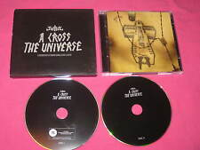 Justice A Cross For The Universe 2008 CD Album & DVD Electronic