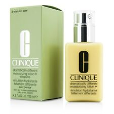 Clinique Moisturizing Dramatically Different Face Skin Lotion With Pump 125ml