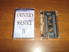 A WINTER'S SOLSTICE IV 2003 Cassette Tape