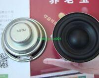 "2ps 2""inch 52mm 4ohm 3W Full-range Speaker HIFI Audio part Neodymium Loudspeaker"