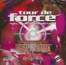 TOUR DE FORCE (CD-ROM) Special Edition MS-DOS Games, Brand New Factory Sealed