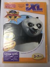 FISHER PRICE iXL LEARNING SYSTEM KUNG FU PANDA 2 New / Sealed