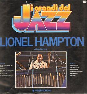Lionel Hampton - I Grandi Del Jazz n.42 - 1981 Fabbri Editori - GdJ 42 - Italy