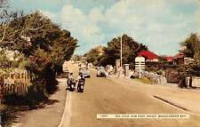 Sea Lane and Post Office Motorcycles Auto Cars Bracklesham Bay