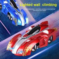 RC Wall Climbing Car Powerful Climb Remote Control Radio Controlled Racing Stunt