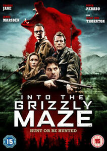 INTO THE GRIZZLY MAZE DVD [UK] NEW DVD