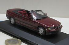 Minichamps: 023332: BMW  3er Serie, Cabriolet  rot