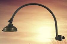 Lampenarm Messing brüniert L.30x22x7cm Beleuchtungs Lampenzubehör Heimwerker