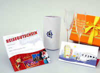 ALADDIN 2 Tickets Musical + Hotel 2 Tage Hamburg 2 Ps./Eintrittskarten Gutschein