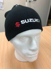 Embroidered SUZUKI Logo Beanie Hat