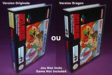 ASTERIX & OBELIX - Super Nintendo SNES FAH - Universal Game Case (UGC)