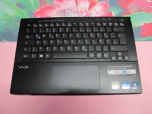 NEU Sony Tastatur SVS1311E3RW SVS1311F3ES SVS1311F3EW SVS1311G3ES SVS1312G3EW