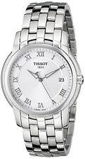 Tissot Ballade III Silver Dial Stainless Steel Men's Watch T031.410.11.033.00