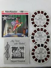 View-Master SUPERSTAR BARBIE J70 - 3 Reel Set