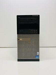 Dell Optiplex 990 MT   i7-2600 @ 3.40GHz   16GB Ram   2TB HDD   Windows 10 Pro