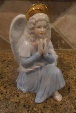 "Angel Figurine 1990 Enesco Paul L Connolly Made in Korea over 5"" Tall"