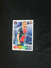 Trading card carte panini FOOT 2011-2012 ADRENALYN XL BODMER  PSG PARIS