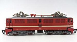 BERLINER BAHN TT Gauge DR CLASS BR211 Electric Locomotive Excellent