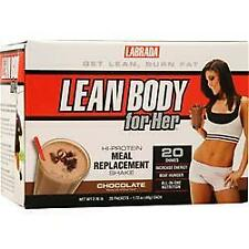 Labrada lean body for HER chocolate 20 /Packet