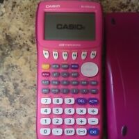 Casio FX-9750GII Graphing Calculator - TESTED WORKS