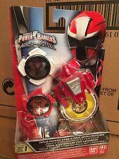 POWER Rangers Ninja ACCIAIO POWER STAR Booster Confezione da 2 & Lanciatore di serie 1