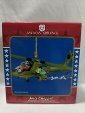 2005 American Greetings Jolly Chopper 10th Anniversary Operation Santa USA