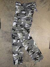Pantalon BDU enfant  10 ans Armée US M65 camouflage Urbain urban treillis camo