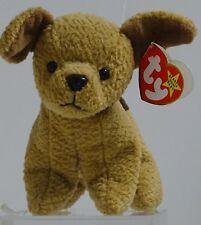 Ty Beanie Baby Tuffy The Terrier Dog Retired 1996