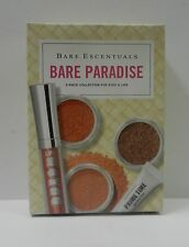 Bare Escentuals Bare Paradise 5 piece collection kit (New in Box)