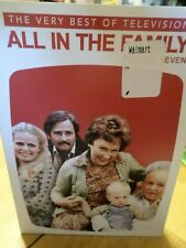 All In The Family - DVD - Complete Seventh Season - 3 discs in shell case