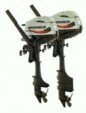Mariner F2.5 Short Shaft OUTBOARD Engine Boat Motor 2.5hp 1st Service Included