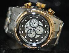 Invicta Men's Rare Bolt Swiss Reserve Chrono White MOP Dial Steel Watch 18461