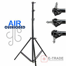 "120 - 320cm - Air Cushioned HeavyDuty Studio Light Stand - ""808"""