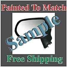 Painted to Match Power Mirror Fits 04-10 Sienna Left Driver Heated No Memory