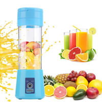 Personal Blender Smoothie Juice Shakes Mixer Portable USB Rechargeable Bottle