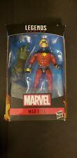 """Marvel Legends Avengers MAR-VELL 6"""" Figure BAF Abomination Captain Marvel"""