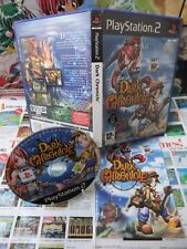 PLAYSTATION 2 PS2: Dark Chronicle [Top RPG & 1ERE Edition Rare] Fr
