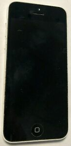 [BROKEN] Apple iPhone 5c 16GB White (Verizon) A1532 GSM Used Parts No Power
